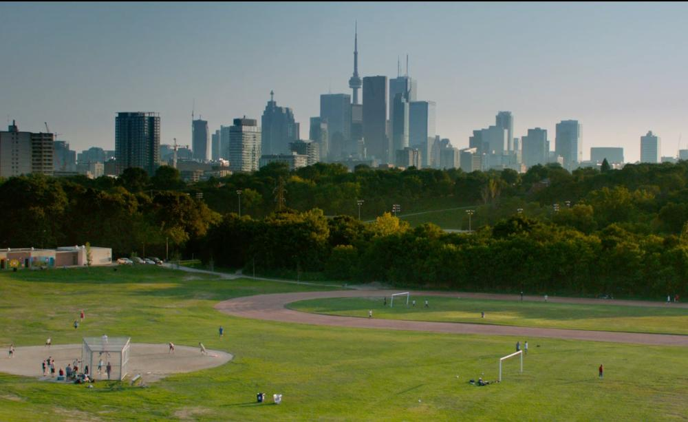 Riverdale Park East Toronto, Ontario, CA in What If