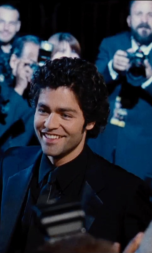 Adrian Grenier with Dolce & Gabbana Formal Two Piece Suit in Entourage