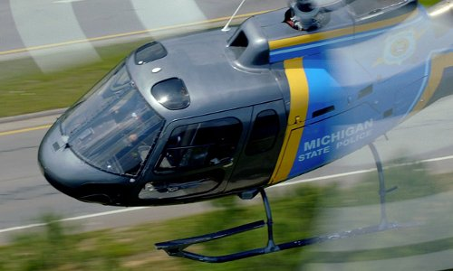Scott Mescudi with Eurocopter AS355 Ecureuil Helicopter in Need for Speed