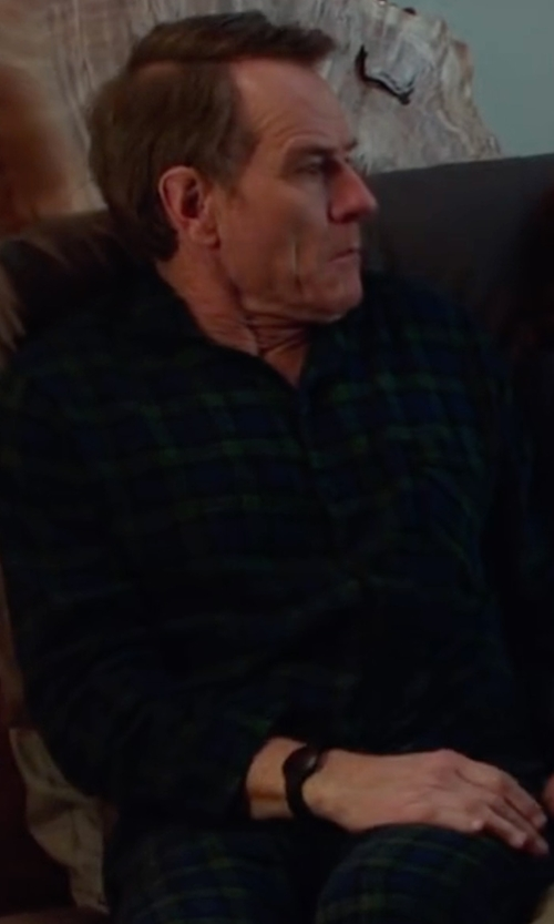 Bryan Cranston with Misfit Shine Watch in Why Him?