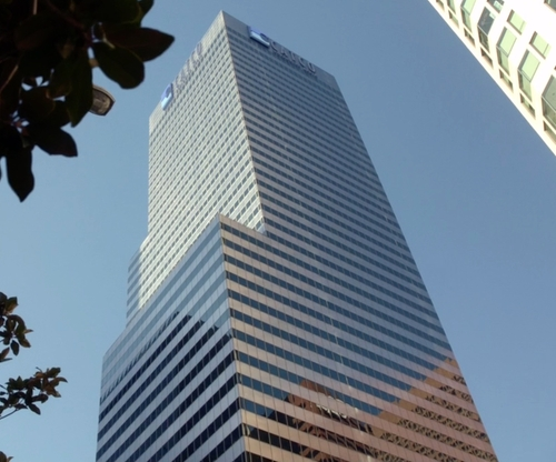 No Actor with Citigroup Center Los Angeles, California in Supergirl