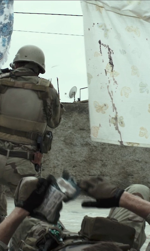 Jake McDorman with Propper FR ACU Trouser in American Sniper
