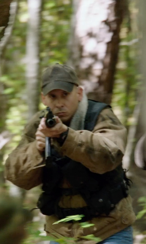 Unknown Actor with GALATI GEAR BLACK DELUXE TACTICAL VEST in Sabotage