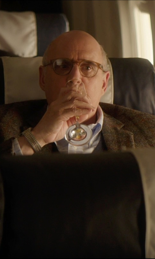 Jeffrey Tambor with Gucci Men's Timeless Dial Watch in The D Train