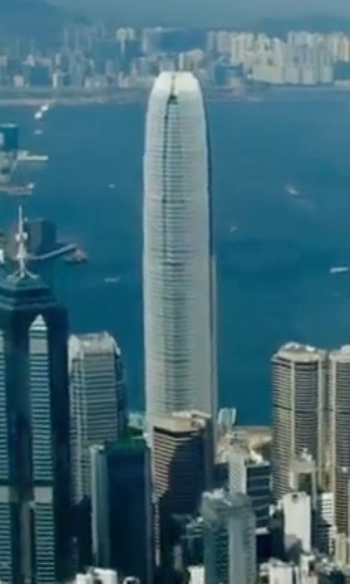 Unknown Actor with International Finance Centre Central District, Hong Kong in xXx: Return of Xander Cage