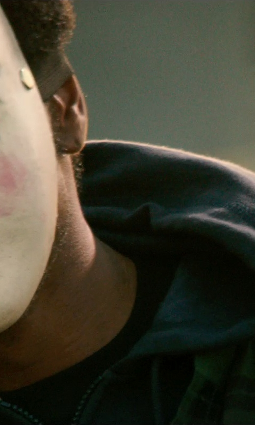 Unknown Actor with Gmasking Resin The Purge Anarchy God Mask in The Purge: Anarchy