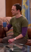 The Big Bang Theory - Season 9 Episode 15 - The Valentino Submergence
