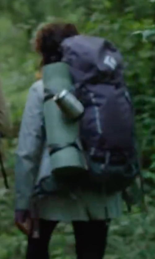 Corbin Reid with Black Diamond  Onyx 65 Backpack in Blair Witch