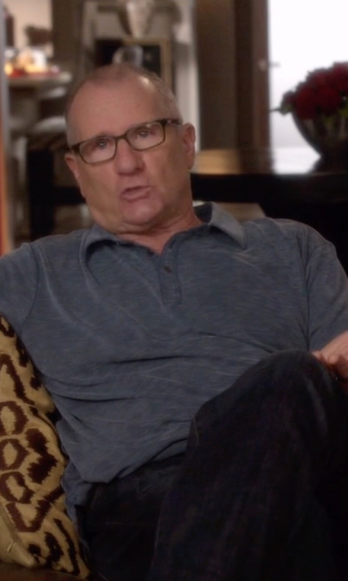 Ed O'Neill with Volcom Nova Jeans in Modern Family