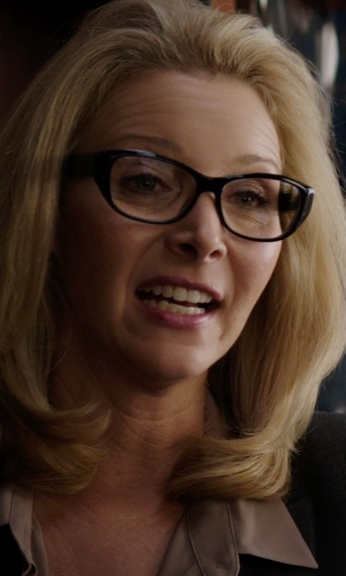Lisa Kudrow with Eyefly Women's Lenox Avenue Cateye Sunglasses in Neighbors