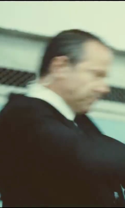 Unknown Actor with Boss Hugo Boss Slim Fit Dress Shirt in Taken 3