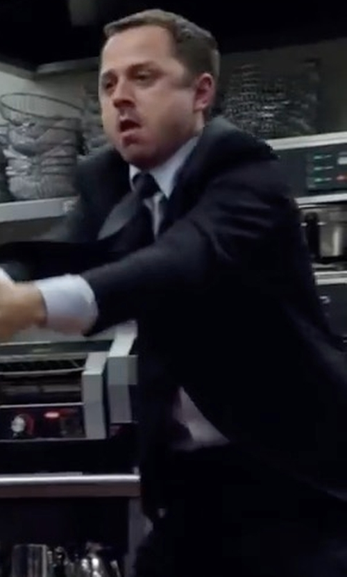 Giovanni Ribisi with Hugo Boss Pasolini Movie Suit in Sneaky Pete