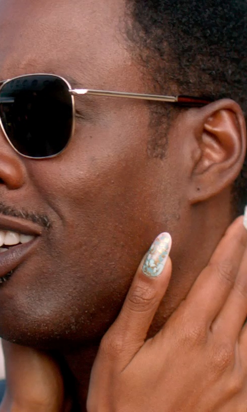 Chris Rock with Kaenon Driver SR91 Polarized Sunglasses in Top Five