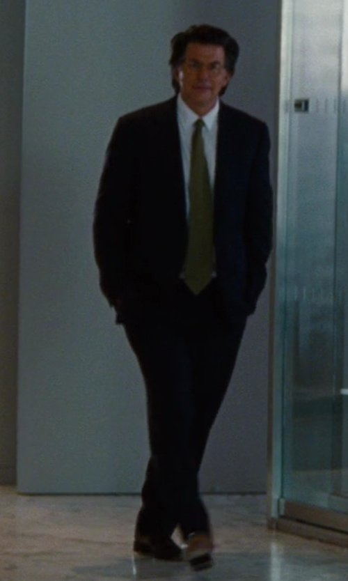 David Thornton with Brioni Wool Suit in The Other Woman