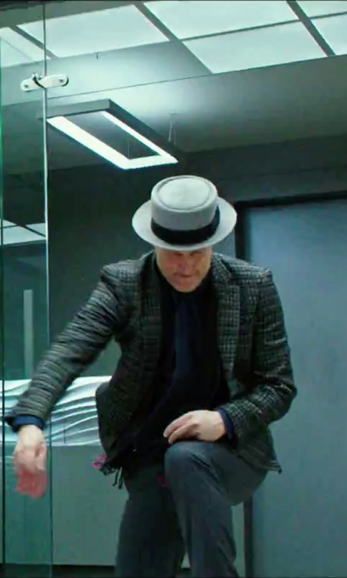 Woody Harrelson with Paoloni Blazer in Now You See Me 2