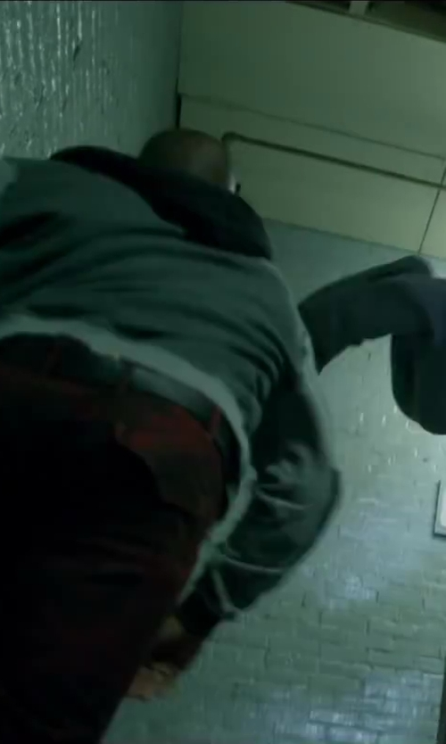Unknown Actor with Carhartt Men's Heavyweight Hooded Pullover Sweatshirt in Brick Mansions