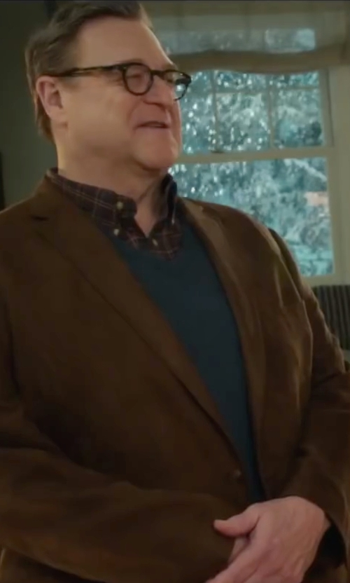 John Goodman with Tommy Bahama Paradise Ridge Sweater in Love the Coopers