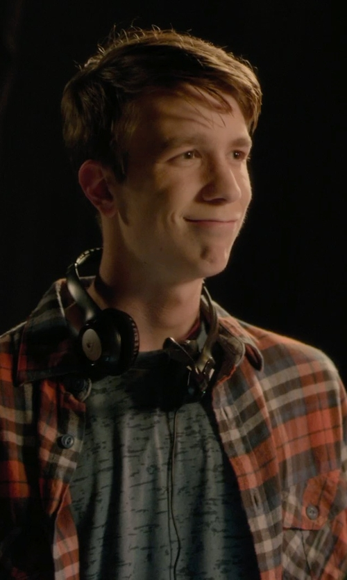 Thomas Mann with B&O Play By Bang & Olufsen H2 Over-Ear Headphones in Barely Lethal