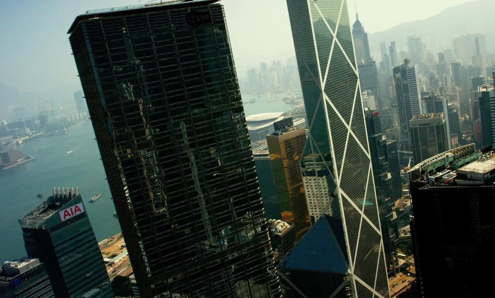 Hong Kong Hong Kong in Transformers: Age of Extinction