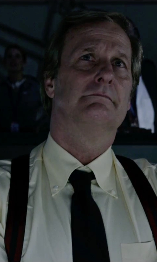 Jeff Daniels with Trafalgar Formal Regal Suspender in The Martian