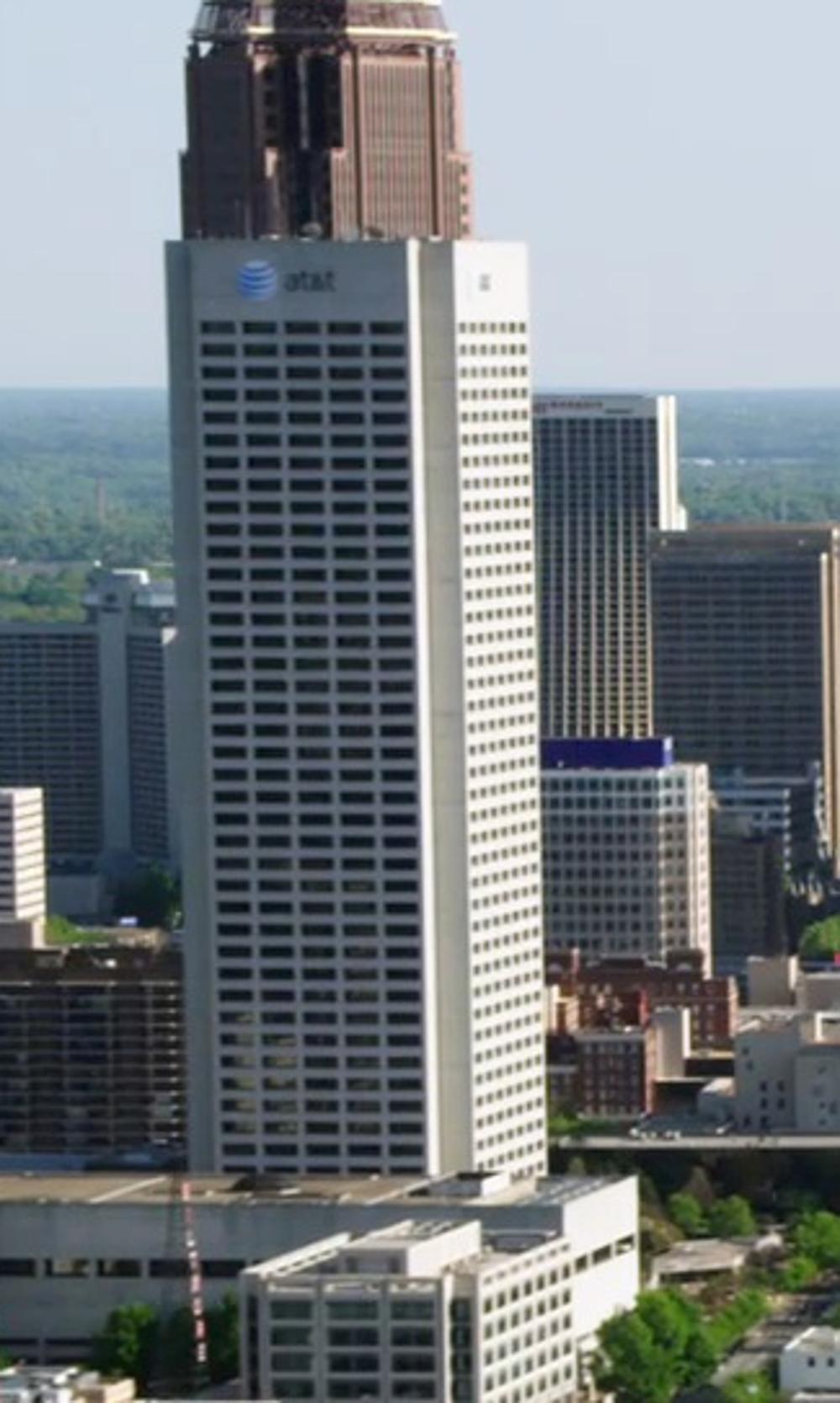 AT&T Midtown Center Atlanta, Georgia in Sabotage