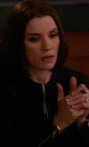 The Good Wife - Season 7 Episode 13 - Judged