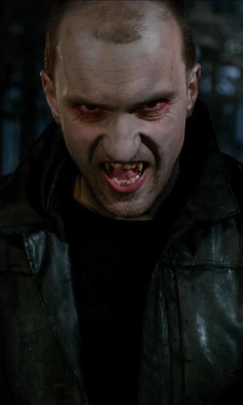 Unknown Actor with Derek Rose Basel 1 Long-Sleeve Jersey Tee, Black in Vampire Academy