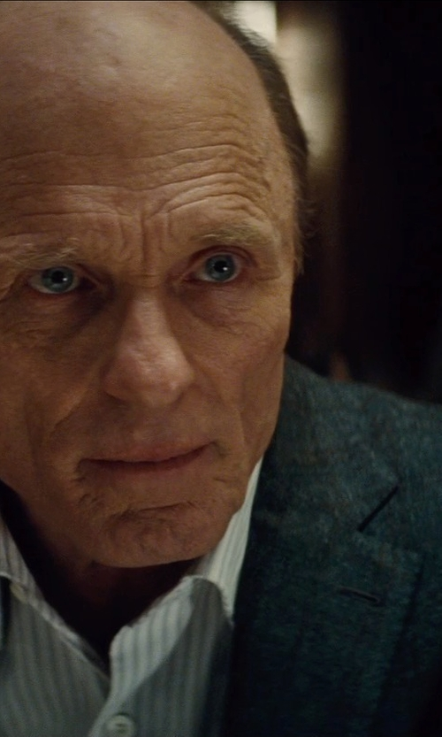 Ed Harris with Ted Baker Hordor Wool Check Blazer in Run All Night