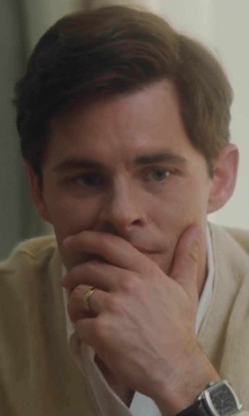 James Marsden with Tiffany & Co. Lucida Wedding Band in Lee Daniels' The Butler