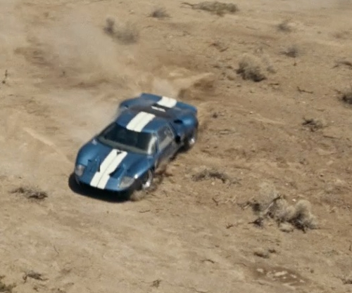 Jordana Brewster with Ford 2008 Ford GT40 in Fast Five