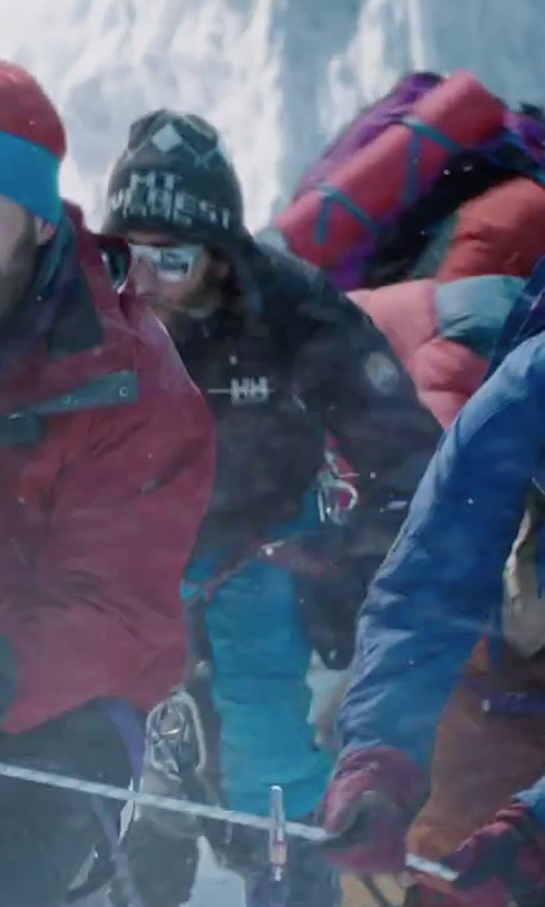 Jake Gyllenhaal with Orage Benji Insulated Snow Pants in Everest