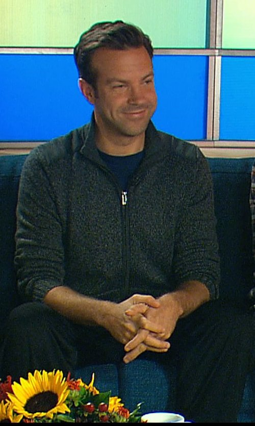 Jason Sudeikis with Boss Black Casual Pants in Horrible Bosses 2