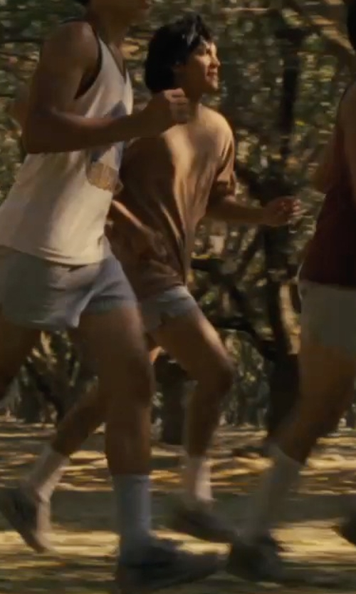 Johnny Ortiz with Reebok Southrange Run Sneakers in McFarland, USA