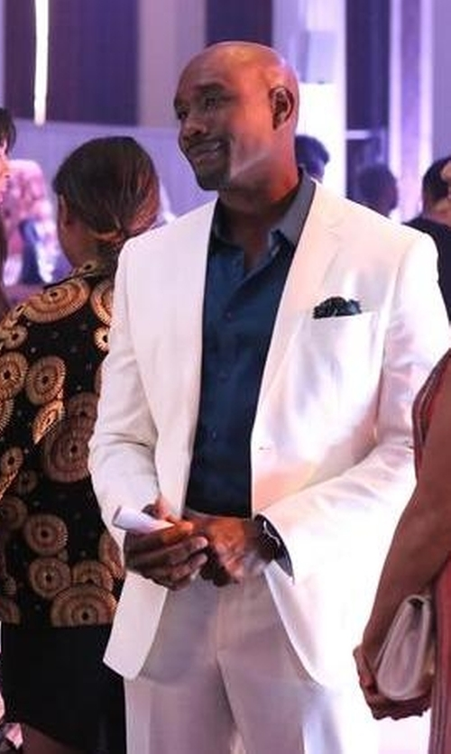 Morris Chestnut with Cerruti 1881 Paris Cotton Wool Blend Twill Jacket in Rosewood