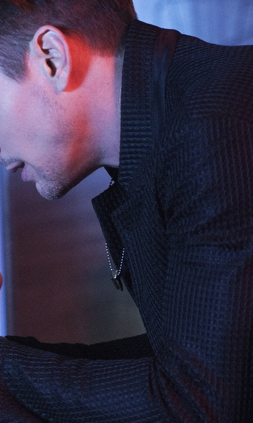 Matt Bomer with Tonello Single Breasted Blazer in American Horror Story