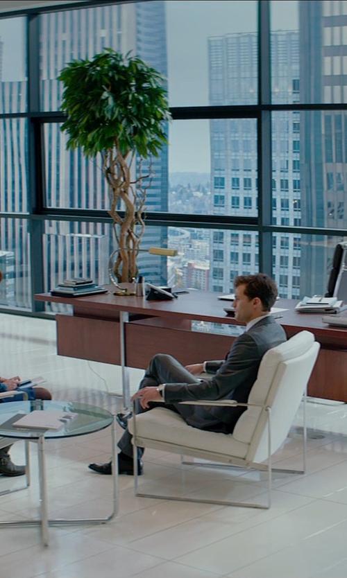 Jamie Dornan with Crockett & Jones 'Audley' Oxford Shoe in Fifty Shades of Grey