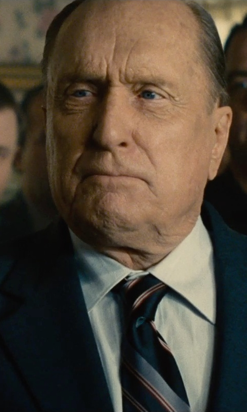 Robert Duvall with Dolce & Gabbana Three Piece Suit in The Judge