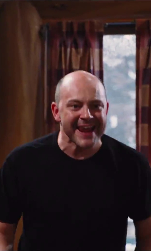 Rob Corddry with IRO Erisse T-Shirt in Hot Tub Time Machine 2