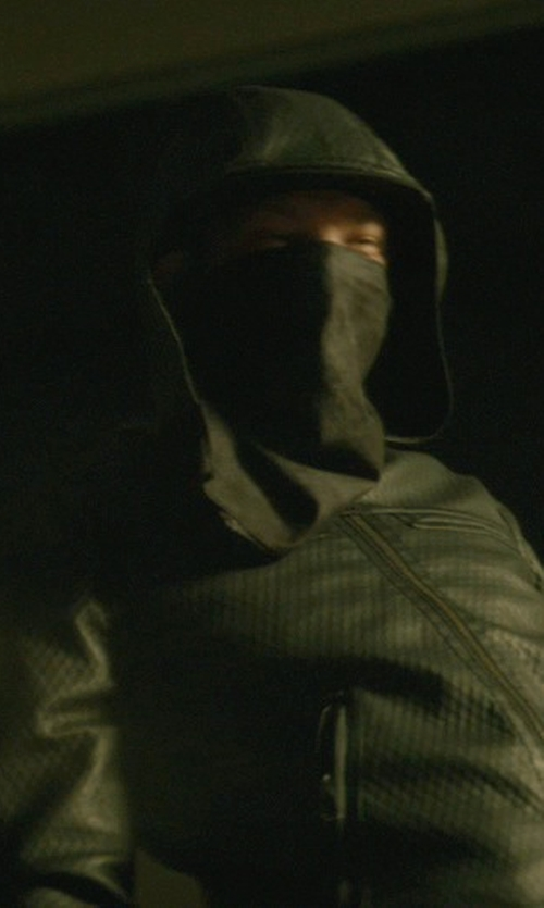 Omer Barnea with Balboa/Zan Oversized Neoprene Half Face Mask in John Wick