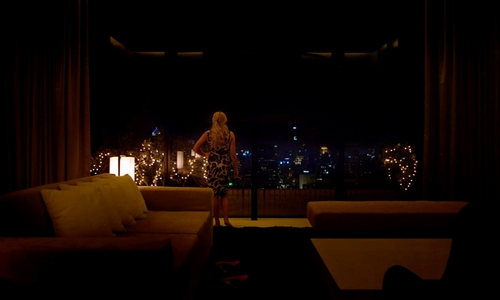 Kristin Scott Thomas with Emporium Suites Bangkok, Thailand in Only God Forgives