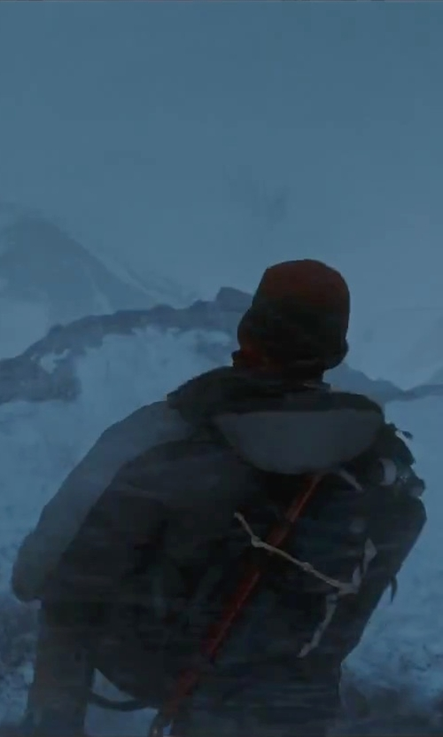 Josh Brolin with Omega Pacific Mountain Axe in Everest