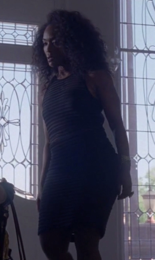 Angela Bassett with Iro Easton Dress in American Horror Story