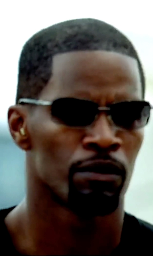 Jamie Foxx with Robert Marc 710 Sunglasses in Miami Vice