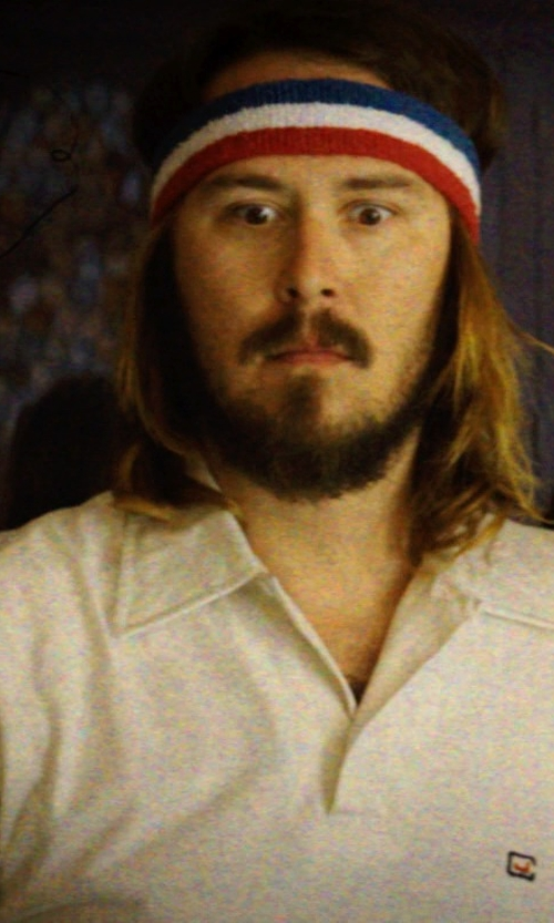 Kyle Newacheck with Champion Double Dry Elevation II Polo Shirt in Neighbors