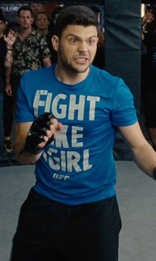 Jerry Ferrara with Lanvin Tapered Sweatpants in Entourage