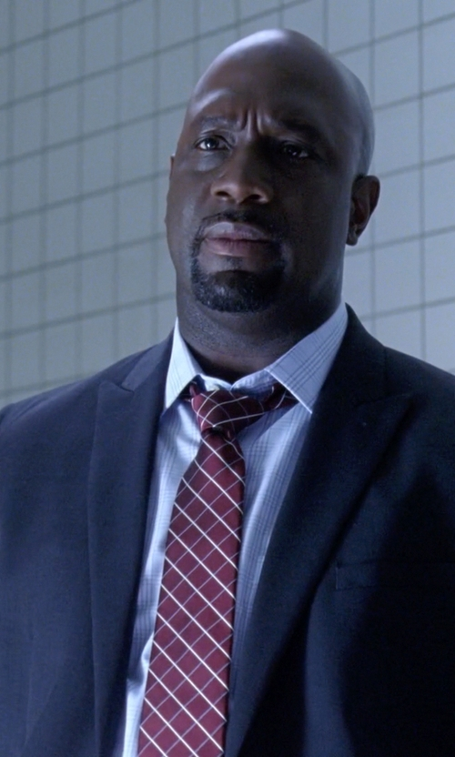 Richard T. Jones with Tagliatore Two Piece Suit in American Horror Story