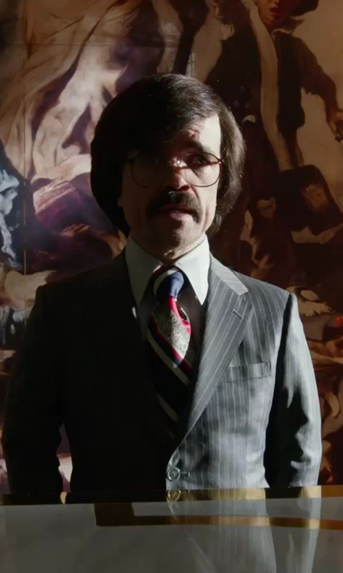 Peter Dinklage with Anto Beverly Hills Custom Made Dress Shirt in X-Men: Days of Future Past