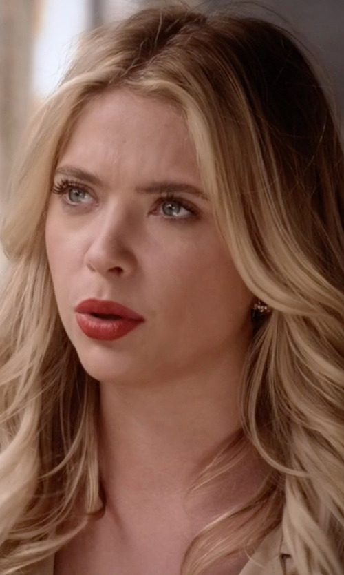 Ashley Benson with Lionette by Noa Sade Omer Ear Jackets in Pretty Little Liars