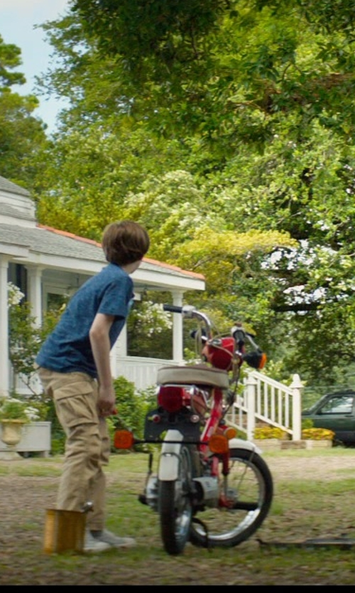 Bryant Prince with Splendid Stripe T-Shirt & Shorts (Baby Boys) in Terminator: Genisys