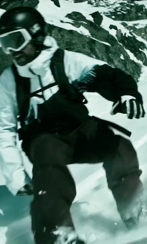 Clemens Schick with Capita NAS Snowboard in Point Break